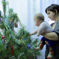 Первый Новый Год. :: Валентина Домашкина