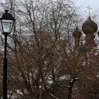первые шаги Нового года :: Олег Лукьянов
