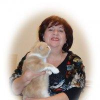 Бог создал кошку, чтобы у челoвека был тигр, которого можно погладить... :: Galina Dzubina
