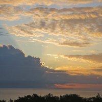 восход над морем :: Елена
