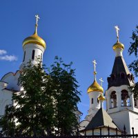 Свято-Вознесенский кафедральный собор :: Ольга