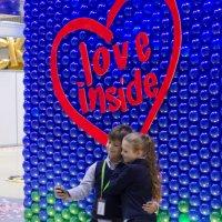 Моя Москва. Выставка воздушных шаров. По взрослому... :: G Nagaeva
