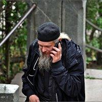 ВАЖНЫЙ ЗВОНОК :: Валерий Викторович РОГАНОВ-АРЫССКИЙ