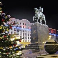 Памятник Юрию Долгорукому :: Ирина Князева