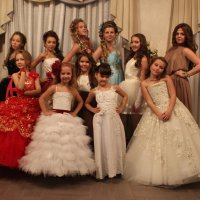 показ Галатея на конкурсе Мисс Водоканал 2014 :: Виктория Емельянцева