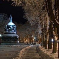 Великий Новгород зимний 4 :: Константин Жирнов