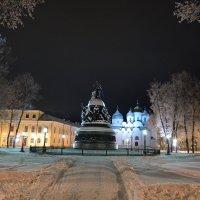 Великий Новгород зимний 5 :: Константин Жирнов