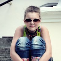 устала... :: Gelga Булатова
