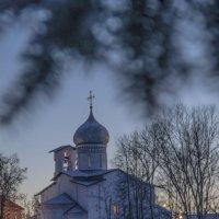 Церковь на реке :: andRUSha PetrOFF