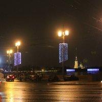 Дождливый Новый год :: Вера Моисеева
