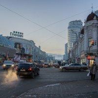 Екатеринбург перед закатом... :: Pavel Kravchenko