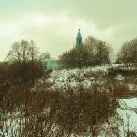 Храм :: Светлана Лысенко