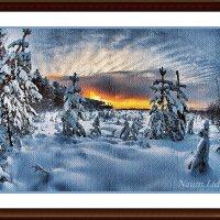 В ночь перед Рождеством :: Лидия (naum.lidiya)