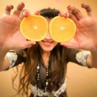 Апельсины :: Аня Нестерова