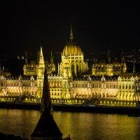 Будапештский Парламент :: Alex Bush