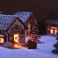 Ночь перед Рождеством :: Виктория Смирнова