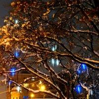 Зимний вечер в городе... :: Тамара (st.tamara)