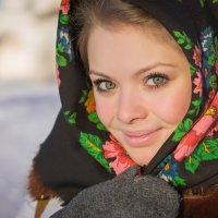 Русская красавица :: Карина Буравцова