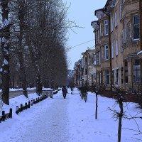Старый Город. :: Валерий Кабаков