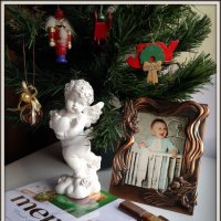 С Рождеством! :: Anna Gornostayeva