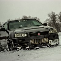 Nissan Skyline :: Михаил