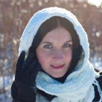 зима вернулась :: Маргарита Квасова