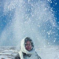 ура, выпал снег! :: Маргарита Квасова