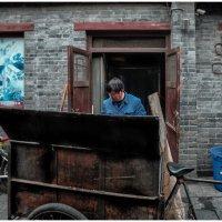 Старые кварталы Пекина :: Ирина Чуднова