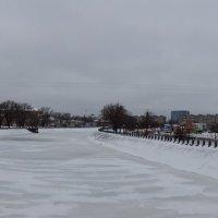Ледяная перспектива :: Наталья Тимошенко
