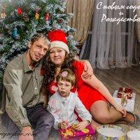 С Новым Годом и Рождеством! :: Дмитрий Рожков