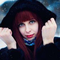 Рыжая в лесу :: Ирина Носырева