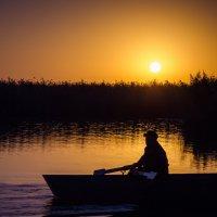 На рыбалку... :: Елена