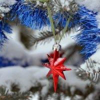 С Новым годом и Рождеством, друзья!!! :: Ольга Русанова (olg-rusanowa2010)