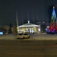 Ночь перед Рождеством... :: Михаил Болдырев