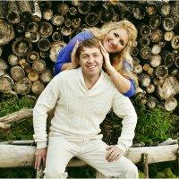 На завалинке :: Дмитрий Конев