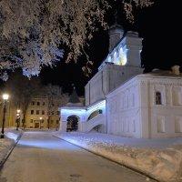 Великий Новгород зимний 10 :: Константин Жирнов