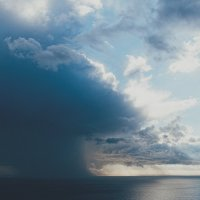 Линия дождя :: Иван Евгеньев