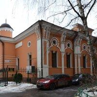 Московская историческая мечеть. :: Oleg4618 Шутченко