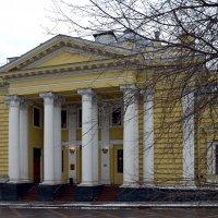 Московская хоральная синагога. :: Oleg4618 Шутченко