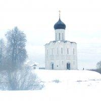 Церковь Покрова на Нерли :: Наталья Изразова