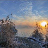 Холодный закат :: Юрий Клишин