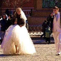 Зимняя свадьба :: Владимир Болдырев