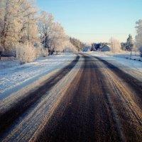 зима :: вероника коваленко
