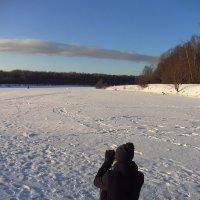 IMG_9364 - С Рождеством, друзья и просто приятные мне люди! :: Андрей Лукьянов