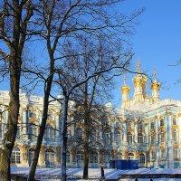 Какие нынче погоды лазурные стоят... :: Tatiana Markova