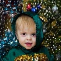 Малыш - дракоша :: Sergey Koltsov