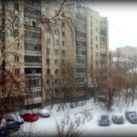 Городской дворик :: Натали Акшинцева
