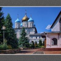 Ново-Спасский монастырь :: GaL-Lina .