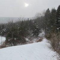 Зимний пейзаж :: anna borisova