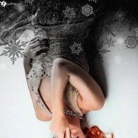 Новогодняя Рыжая :: Анна Нестерова